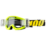 100% Youth Strata SVS Roll-Off Goggle