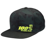 100% Youth Camber Snapback Hat