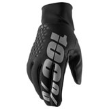 100% Hydromatic Brisker Gloves Black