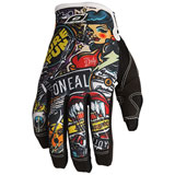 O'Neal Racing Jump Crank Gloves Black/Multi