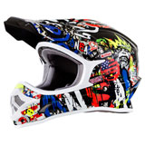 O'Neal Racing 3 Series Rancid Helmet