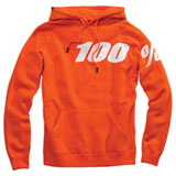 100% Disrupt Hooded Sweatshirt