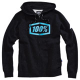 100% Syndicate Zip-Up Hooded Sweatshirt