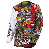 O'Neal Racing Mayhem Crank Jersey Black/Multi