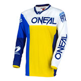 O'Neal Racing Mayhem Lite Blocker Split Jersey Blue/Yellow