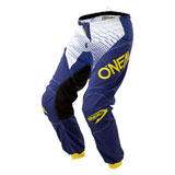O'Neal Racing Element Pants 2018 Blue/Yellow