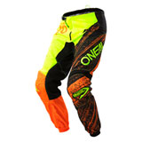 O'Neal Racing Element Burnout Pants Black/Hi-Viz/Orange