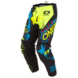 O'Neal Racing Element Villain Pants Neon Yellow