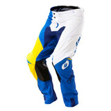 O'Neal Racing Mayhem Lite Blocker Split Pants Blue/Yellow