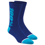100% Rhythm Merino Performance Socks