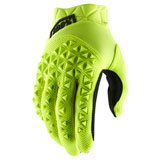 100% Airmatic Gloves Fluo Yellow/Black