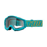 100% Accuri Goggle Galak Frame/Clear Lens