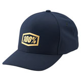 100% Generation Flex Fit Hat Navy