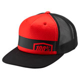 100% Youth Quest Snapback Hat