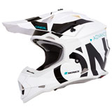 O'Neal Racing 2 Series Slick Helmet 2019 White/Black