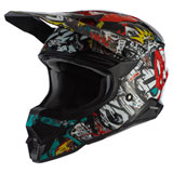 O'Neal Racing 3 Series Rancid 2.0 Helmet