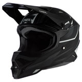 O'Neal Racing 3 Series Riff Helmet Black/Grey