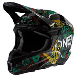 O'Neal Racing 5 Series Savage Helmet Multi