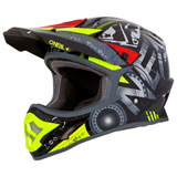 O'Neal Racing 3 Series Helium Helmet Red