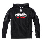 100% Geico/Honda Bravo Hooded Sweatshirt