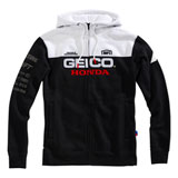 100% Geico/Honda Tailhook Hooded Zip-Up Sweatshirt