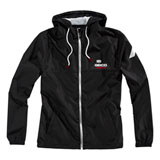 100% Geico/Honda Capstone Zip-Up Hooded Jacket