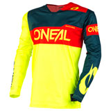 O'Neal Racing Airwear Freez Jersey Blue/Neon Yellow