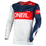 O'Neal Racing Airwear Freez Jersey Grey/Blue/Red