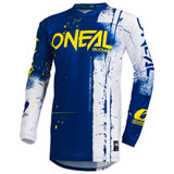 O'Neal Racing Element Shred Jersey Blue
