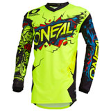 O'Neal Racing Element Villain Jersey Neon