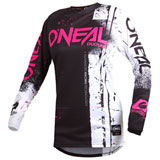 O'Neal Racing Women's Element Shred Jersey