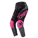 O'Neal Racing Women's Element Factor Pants Black/Pink