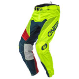 O'Neal Racing Airwear Freez Pants Blue/Neon Yellow