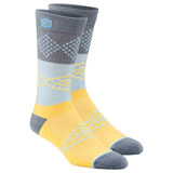 100% Antagonist Athletic Socks Yellow