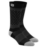 100% Opposition Casual Socks Black