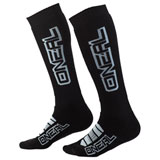 O'Neal Racing Pro MX Print Socks Corp Black