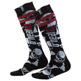 O'Neal Racing Pro MX Print Socks Cross Bones