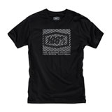 100% Blinds T-Shirt Black/Grey