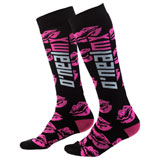 O'Neal Racing Youth Pro MX Socks XOXO