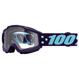 100% Accuri Goggle Maneuver Frame/Clear Lens