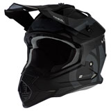 O'Neal Racing 2 Series Slick Helmet Black/Grey