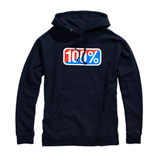 100% Classic Hooded Sweatshirt 2019 Navy