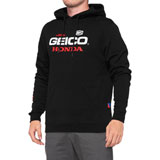 100% Geico/Honda Salvo Hooded Sweatshirt