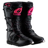 O'Neal Racing Women's Rider Boots Black/Pink