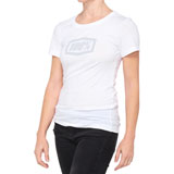 100% Women's Essential T-Shirt White