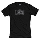 100% Dimension T-Shirt Black/Grey