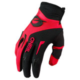 O'Neal Racing Element Gloves Red/Black