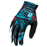 O'Neal Racing Matrix Ride Gloves Black/Blue