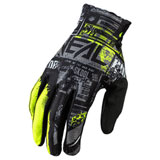 O'Neal Racing Matrix Ride Gloves Black/Neon Yellow