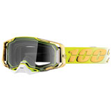 100% Armega Goggle Feelgood Frame/Clear Lens